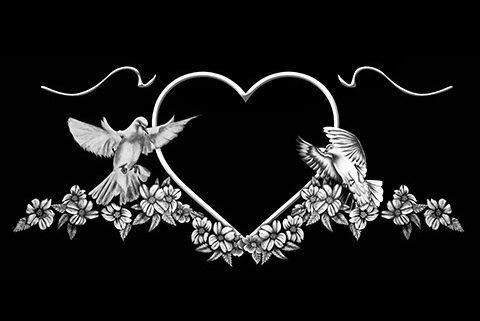 Doves Heart Ottawa Monuments